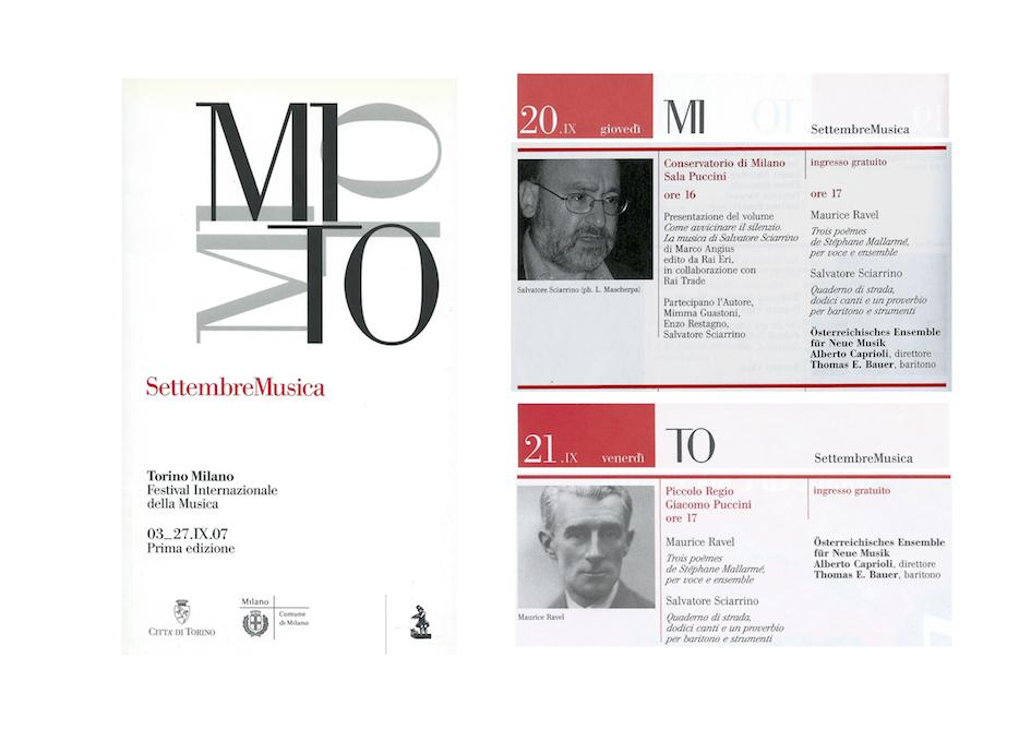 MITO SETTEMBRE MUSICA 2007