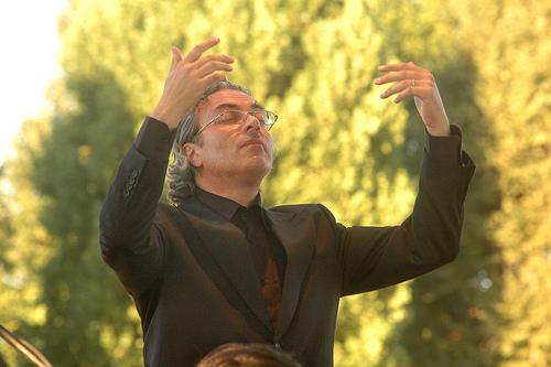 TORINO, FESTIVAL MITO - SETTEMBRE MUSICA, VENARIA REALE, ORCHESTRA NAZIONALE DEI CONSERVATORI ITALIANI, ALBERTO CAPRIOLI, DIR. FOTO LORENZO MASCHERPA, 2009