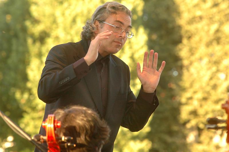 MITO SETTEMBRE MUSICA 2009, Orchestra Nazionale dei Conservatori di Musica, Alberto Caprioli, direttore, foto Lorenzo Mascherpa